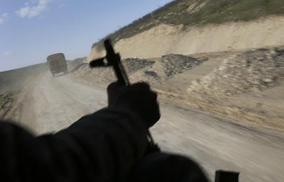 Армения и Азербайджан сообщили о нарушениях перемирия в Нагорном Карабахе в 2017 году