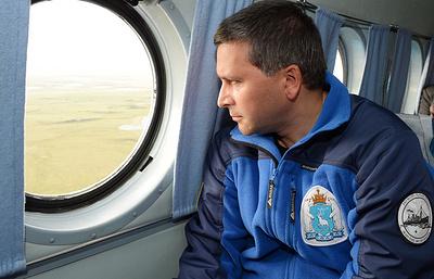 На Ямале из-за природных пожаров введен режим ЧС