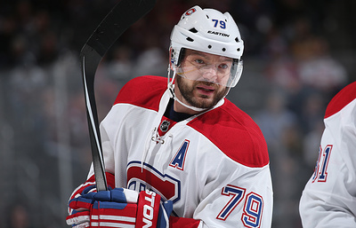 Российский защитник Андрей Марков заявил, что продолжит карьеру в КХЛ