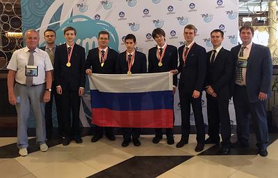 Золотая молодежь: российские школьники показали, насколько сильны в физике