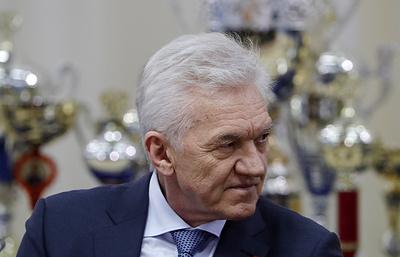 Тимченко надеется на удачное выступление сборной России по хоккею на ОИ-2018