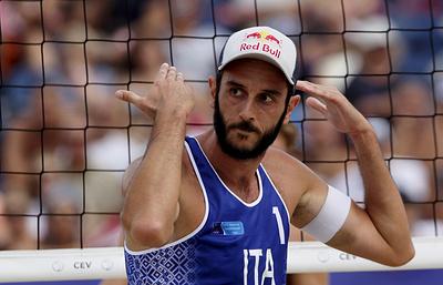 Итальянцы Николаи и Лупо завоевали золото ЧЕ по пляжному волейболу