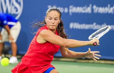 Касаткина вышла во второй круг турнира WTA в Нью-Хейвене