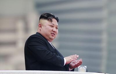 СМИ: Ким Чен Ын тайно посетил приграничную зону