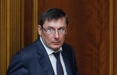 Генпрокурор Украины требует от премьера уволить министра финансов