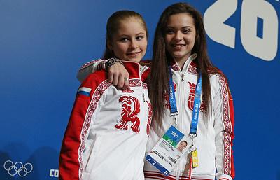 Фигуристки Липницкая и Сотникова пропустят контрольные прокаты в Сочи