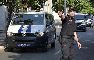 СМИ: полиция Черногории задержала россиянина по подозрению в отмывании денег