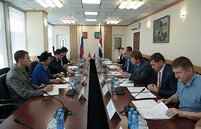 Китай может начать инвестировать в международные транспортные коридоры в Приморье