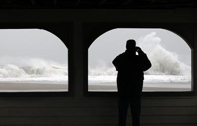"""Тропический шторм """"Мария"""" в Атлантике усилился до урагана"""