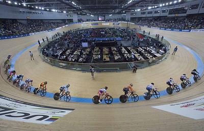 Чемпионат мира по велоспорту на треке 2019 года пройдет в польском Прушкове