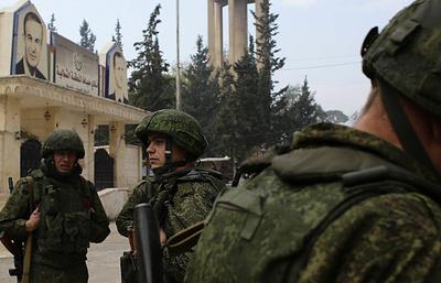 Трое российских военных ранены при прорыве блокады в Идлибе