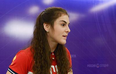 Олимпийская чемпионка по борьбе Воробьева приступит к тренировкам до конца декабря
