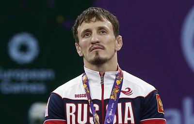Борец Богомоев возобновил карьеру после тяжелого ранения в апреле нынешнего года