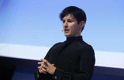 Иран возбудил уголовное дело против Павла Дурова