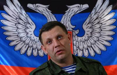 Глава ДНР заявил о задержании украинской группировки, причастной к гибели Моторолы
