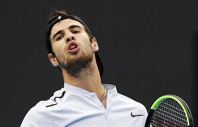 Хачанов обеспечил себе участие в молодежном итоговом турнире ATP