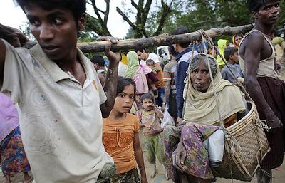 В ООН ожидают щедрого отклика доноров на призыв о помощи беженцам из Мьянмы