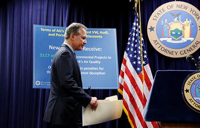 Генпрокурор штата Нью-Йорк начал расследование в отношении компании Харви Вайнштейна