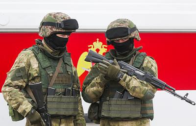 СК возбудил дело по факту расстрела военнослужащим Росгвардии своих сослуживцев в Чечне