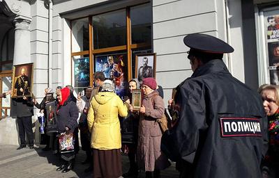 МВД усилило меры безопасности в кинотеатрах Симферополя на премьере «Матильды»