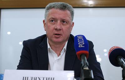 Шляхтин: два бассейна построят в Самарской области до конца 2018 года