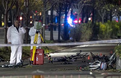 CNN: исполнитель теракта в Нью-Йорке оставил записку о преданности ИГ