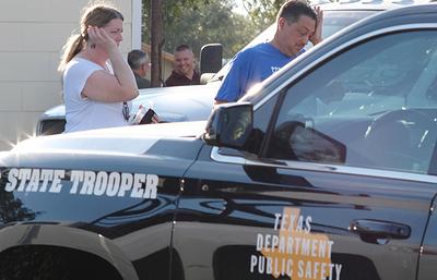 При стрельбе в Техасе убиты 26 человек