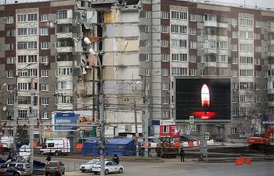 Источник: подозреваемый по делу о ЧП в Ижевске умышленно отсоединил газовый шланг