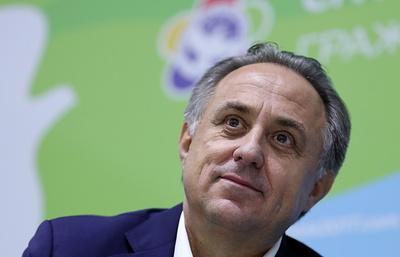 Мутко: тренировки сборных РФ и Испании пройдут не на Крестовском для сохранения газона