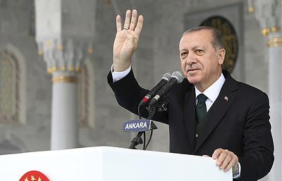 Вице-премьер Турции подтвердил предстоящий визит Эрдогана в Россию
