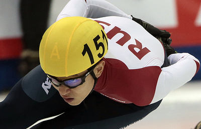 Мужская сборная РФ по шорт-треку завоевала максимальное количество квот на Олимпиаду-2018