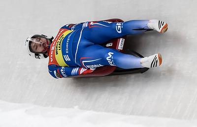 Россиянин Павличенко завоевал золото на этапе Кубка мира по санному спорту в Австрии