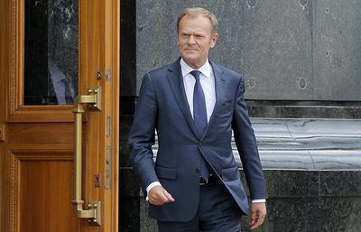 Польша требует от Евросовета призвать его председателя Туска к порядку