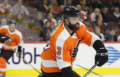 НХЛ дисквалифицировала Гудаса на 10 матчей за удар соперника клюшкой по шее