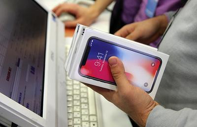ФАС отказалась возбуждать дело по ценам на iPhone X