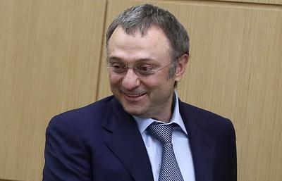 Ситуация вокруг сенатора Сулеймана Керимова