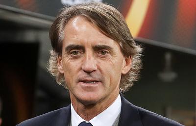 Роберто Манчини заявил, что мечтает возглавить сборную Италии по футболу