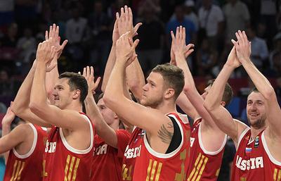 Баскетболисты сборной России победили бельгийцев в отборочном матче Кубка мира
