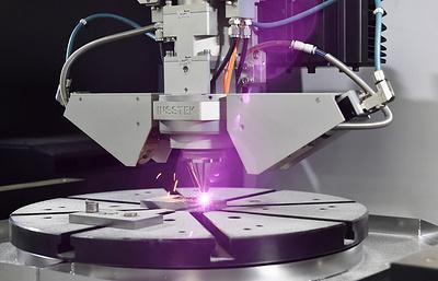 В Сколтехе открылась лаборатория послойной печати на 3D-принтере