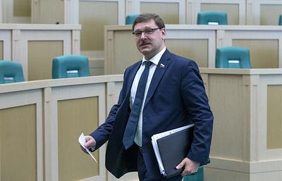 В Совфед пришло приглашение принять участие в заседании президентского комитета ПАСЕ