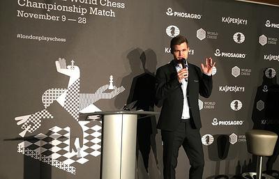 Матч на первенство мира по шахматам пройдет в Лондоне в ноябре 2018 года