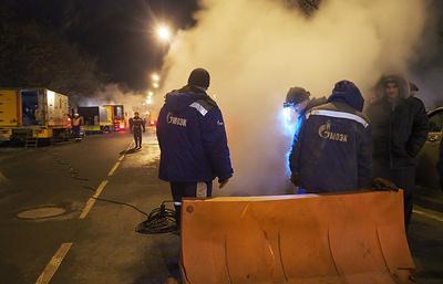 СК устанавливает ответственных за обслуживание аварийного участка теплотрассы в Москве