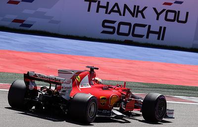 АНО «Росгонки» будет заниматься организацией Гран-при России «Формулы-1»