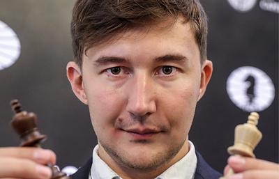 Карякин сыграл вничью с Ароняном на этапе Гранд-тура по шахматам в Лондоне