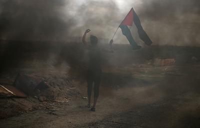 Sky: на Западном берегу Иордана начались столкновения между палестинцами и израильтянами