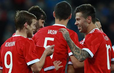 Сборная России по футболу проведет товарищеский матч с командой Франции 27 марта