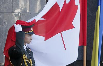 Правительство Канады одобрило поставки летального вооружения Украине
