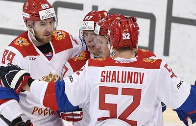 Третьяк: перед российскими хоккеистами будет стоять задача победить на ОИ-2018