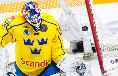 Фаст: сборная РФ по хоккею выглядела хорошо и по делу переиграла команду Швеции