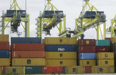 КТСП по итогам 11 месяцев 2017 года возглавил рейтинг контейнерных терминалов РФ
